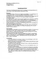 Förvaltningsberättelse-2009