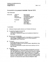 Styrelsemöte-2012-01-18