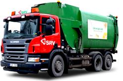 Information från SRV